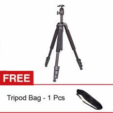 Weifeng Tripod Ball Head WF-3642B for DSLR/Mirrorless Canon, Nikon, Sony, Fujifilm Free Tripod Bag