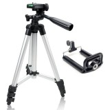 Model Weifeng Tripod Stainless 3110 Smartphone Camera Silver Terbaru