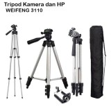 Harga Weifeng Tripod Stainless 3110 Smartphone Camera Silver Di Indonesia