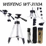 Spesifikasi Weifeng Tripod Wt 3110A Camera Aluminum Stand Dan Harganya