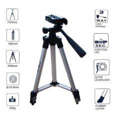 Weifeng Tripod WT-3110A - Tripod Untuk Hp dan Kamera Universal + Free Holder U dan Tas Tripod