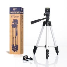 Toko Weifeng Wt3110A 1 Meter Camera Tripod Hitam Lengkap Di Yogyakarta