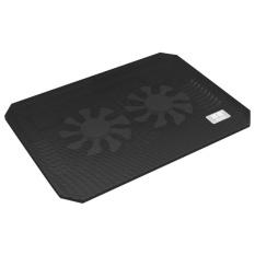 Jual Weisizhong Ultra Tipis 12 17 Inch Laptop Bantalan Pendingin Super Bisu Pendingin Notebook Stand Dasar Dengan Usb Port 2 Ungu Led Fans Hitam Intl Branded