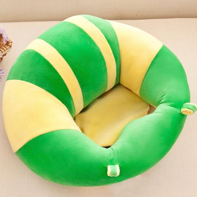 Weiyue-Baby Soft Belajar Duduk Kembali Kursi Sofa Pelatihan Inflatable Kursi Keperawatan-Intl