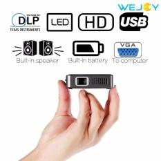 Beli Wejoy Dl S30 Terbaik Hd Dlp Proyektor Portable Portable Untuk Film Dengan Gratis Tripod Intl Wejoy Online