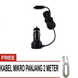 Perbandingan Harga Wellcomm Charger Mobil 2 Konektor 2 1A Output Hitam Gratis Kabel Mikro Panjang 2 Meter Di Indonesia
