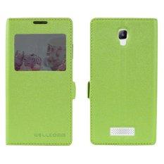 Wellcomm Easy View Case Oppo Neo R831  - Hijau