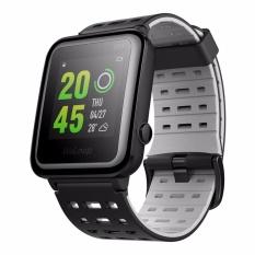 Toko Weloop Hei S3 1 28 Memory Lcd Olahraga Smart Watch Gps Agps 50 Meters Tahan Air Bluetooth 4 Denyut Jantung Sensor Intl Online Tiongkok