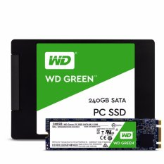 Jual Beli Western Digital Wd Green Ssd 240Gb 2 5 Sata Di North Sumatra