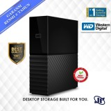 Jual Beli Western Digital Wd My Book New Design 3Tb 3 5 Usb 3 Hitam