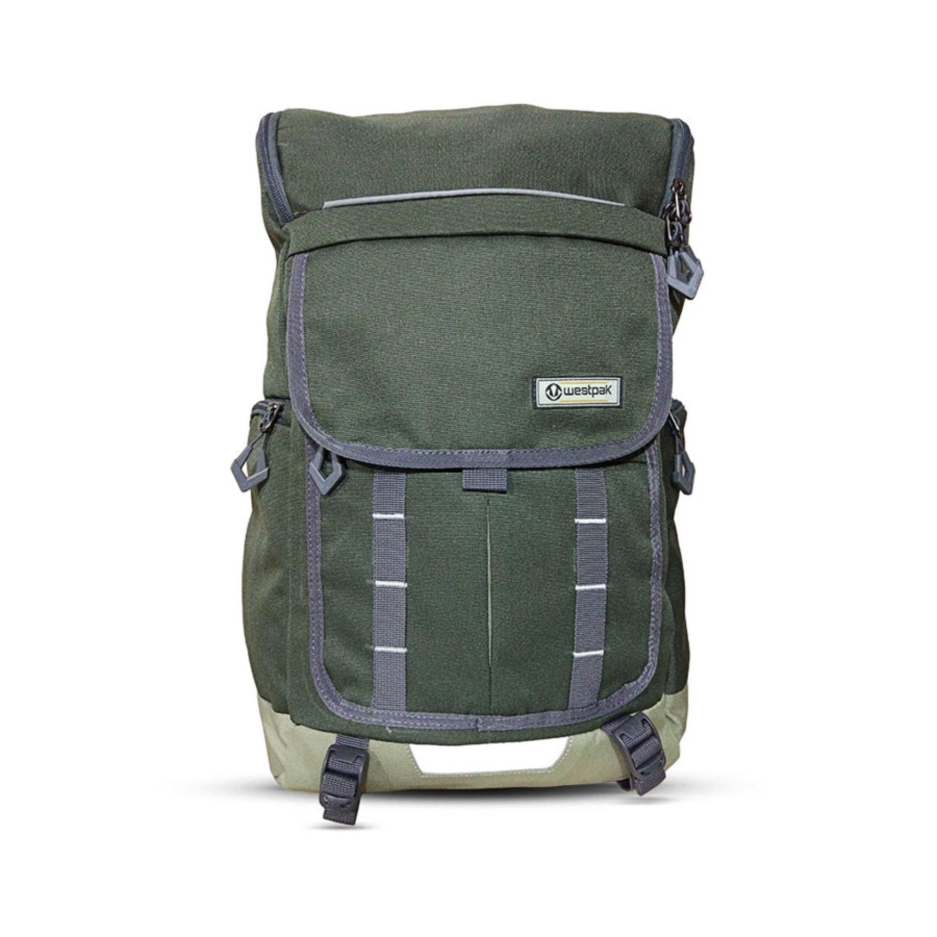 Westpak Bag - Tas Ransel Backpack Punggung Daypack Laptop Army Themes