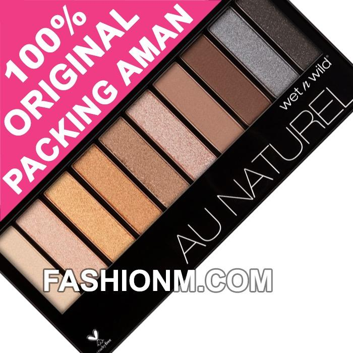 wet n wild Au Naturel Palette - Bare Necessities 753A