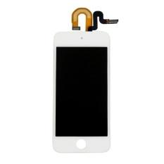 Putih Hitam untuk Apple IPod Touch 5 5th LCD Layar Sentuh dengan Digitizer Full Bagian Penggantian Unit + 3 M Tape + Membuka Alat Perbaikan + Lem-Intl