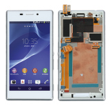 Toko White Lcd Display For Sony Xperia M2 S50H D2302 D2303 D2305 Touch Screen With Digitizer Bezel Frame Tools Online Terpercaya