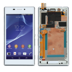 Jual White Lcd Display For Sony Xperia M2 S50H D2302 D2303 D2305 Touch Screen With Digitizer Bezel Frame Tools Di Tiongkok
