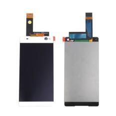Putih LCD Display + Touch Screen dengan Digitizer Assembly + Alat untuk Sony Xperia C5 Ultra E5506 E5533 E5563 E5553