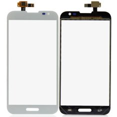 Putih Baru Layar Sentuh Digitizer Lensa Kaca untuk LG Optimus G Pro E980 E985 F240 B0307 T0.35-Intl