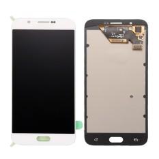 Situs Review Putih Diuji Lcd Untuk Samsung Untuk Galaxy A8 A8000 Display Lcd Digitizer Layar Sentuh Dengan Open Tools Intl
