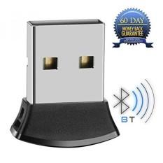 Whitelabel Nano Bluetooth 4.0 USB Dongle Adaptor untuk Buah dengan Jendela 10/8.1/8/7/VISTA, berlisensi IVT Bluesoliel Driver untuk Musik, Panggilan, Data, Keyboard, Mouse, Printer, Dll-Internasional