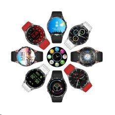 Grosir Murni Disk 3g Smart Watches WIFI Detak Jantung Meter Weatherforecast GPS Posisi KW88 Watch PHONE-Intl