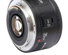 Wide-angle AF Lensa Fokus Tetap --- Yongnuo YN35mm F2-Intl