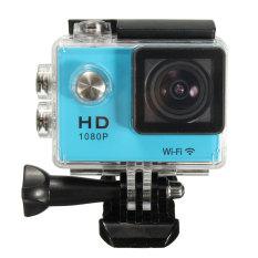 Ulasan Wifi 1080 P Sj5000 Olahraga Kamera Biru