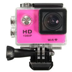 Jual Wifi 1080 P Sj5000 Sport Kamera Pink Termurah