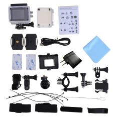 Beli Wifi Action Digital Camera 12Mp Full Hd 1080P 30Fps 2 0Inch Lcddiving 30M Waterproof Sport Dv Intl Oem Murah