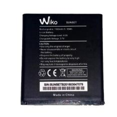 Wiko Battery For Wiko 4050 Original Battery Li-ion 1800mAh / Batre / Baterai Wiko - Hitam