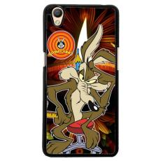 Wile E Coyote Falling Off Cliff Looney Tunes D0073 Oppo Neo 9 A37 Custom Hard Case