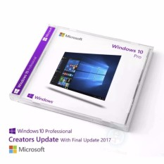 Jual Windows 10 Professional Original Lisensi Box Lifetime Windows Branded