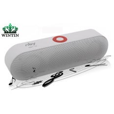 Obral Wintin Baru Nby 18 Mini Bluetooth Speaker Portable Wireless Speaker Sound Sistem 3D Stereo Musik Surround Mendukung Bluetooth Tf Aux Usb Intl Murah