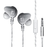 Tips Beli Wired Hifi Sport Headphone In Ear Earphone Clear Intl Yang Bagus