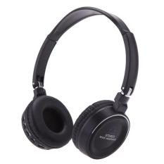 Wireless 3 In 1 Multifungsi Stereo Bluetooth Headphone Earphone Headset dengan MIC MP3 Player FM Radio