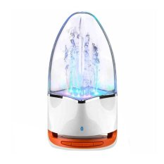 Jual Nirkabel Bluetooth Colorful Led Music Fountain Dancing Water Speaker Portabel Mini Musik Subwoofer Speaker Intl Baru