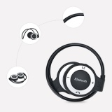 Miliki Segera Nirkabel Bluetooth Earphone Bluetooth Headset Headphone Sport Earphone Intl