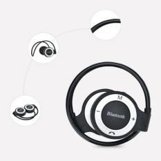 Beli Nirkabel Bluetooth Earphone Bluetooth Headset Headphone Sport Earphone Intl Murah