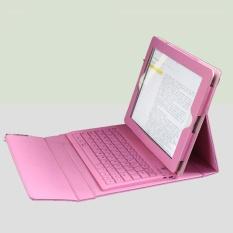 Rp 259.912. Nirkabel Bluetooth IPad Keyboard Kulit Case Penutup untuk Apple ...