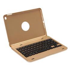 Jual Keyboard Bluetooth Pengadaan Pelindung Penutup Transparan Kasus Penutup untuk Apple IOS Sistem IPad Mini4 Tablet 7.9 Inci E Keemasan-Internasional