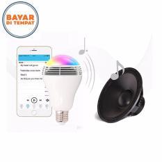 Beli Wireless Bluetooth Lampu Led Speaker Fleco F 603 With Remote Murah Di Dki Jakarta