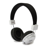 Jual Bluetooth Pengadaan Over Ear Headphone Stereo Headphone With Mikrofon Olahraga Putih Antik