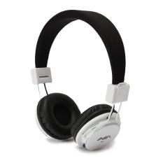 Bluetooth Pengadaan Over Ear Headphone Stereo Headphone With Mikrofon Olahraga Putih Terbaru