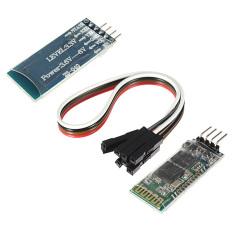 Jual Rancangan Rf Modul Pemancar Bluetooth Pengadaan 4 Jadilah Yang Pertama Mengulas Hc 06 Rs232 Ttl Baru