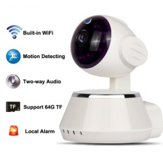 Wireless CCTV IP Camera Rotating Wide Angle 360eye