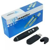 Jual Wireless Laser Presenter Pointer Pp1000 Hitam Branded Original