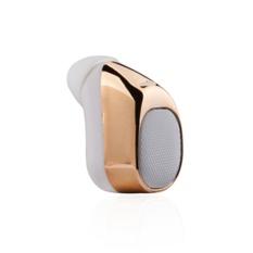 Mini In-Ear Stereo Bluetooth Headset S630 Emas Oleh WWang Store-Intl