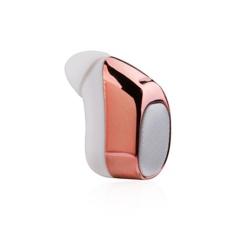 Nirkabel Mini Dalam-Telinga Stereo Bluetooth Headset S630 Mawar Emas-Internasional
