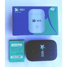 Wireless Modem Router Movimax Mv003 Modem Wifi 4G Unlock All Gsm  Peripheral Komputer