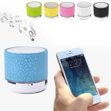 Beli Nirkabel Portabel Led Bluetooth Cr*ck Mini Speaker Subwoofer Hands Free Tf Intl Tiongkok
