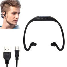 Harga Nirkabel S9 Bluetooth Headset Stereo Headphone Olahraga Earphone Handsfree Intl Termahal